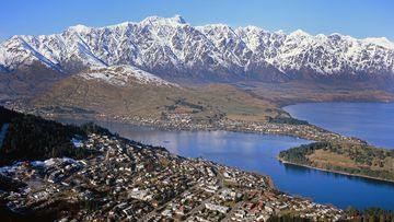 Two Australians have died while climbing in the Remarkables, near Queenstown.