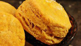 Lady Flo's famous pumpkin scones recipe