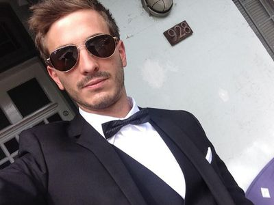 But the star will be back in Australia this September to attend a court hearing over alleged heroin possession charges.<br/><br/>Image: Ryan Corr / Twitter