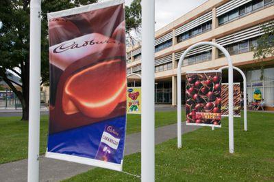 <strong>Cadbury Visitor Center, Tasmania</strong>