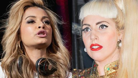Havana Brown: I had an awkward stare-off with Lady Gaga