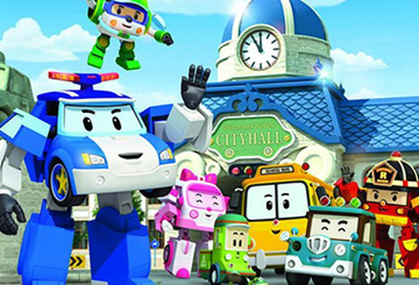 Robocar Poli Tv Show Australian Tv Guide 9entertainment