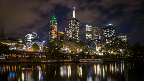 Melbourne has been named the world's most liveable city. (AAP)