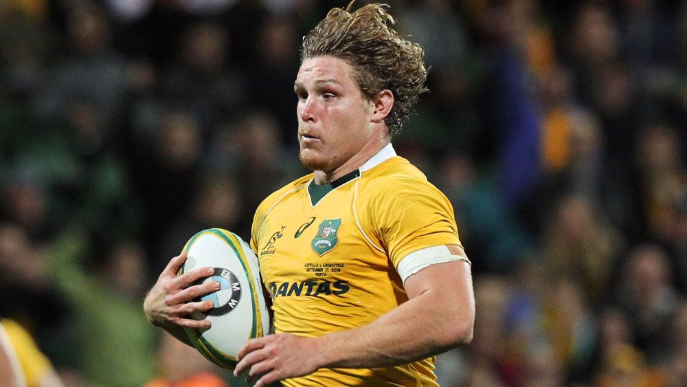 Hooper named new Wallabies captain