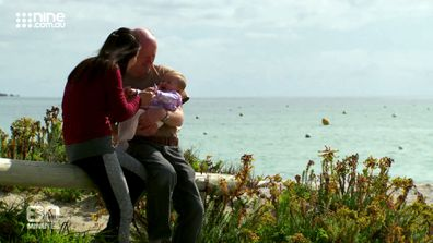 In the interview, David Farnell admitted the couple did not want a child with a disability.