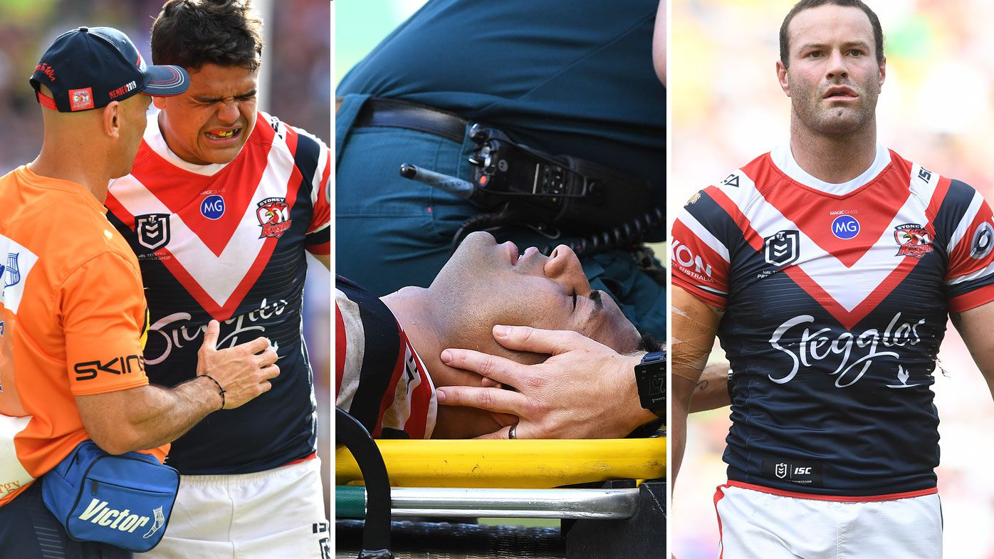 Roosters in the wars in Raiders win