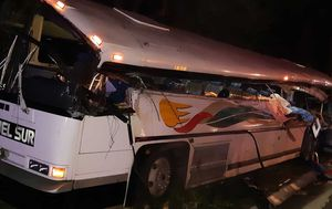 At least 21 dead after bus collides with truck in Guatemala