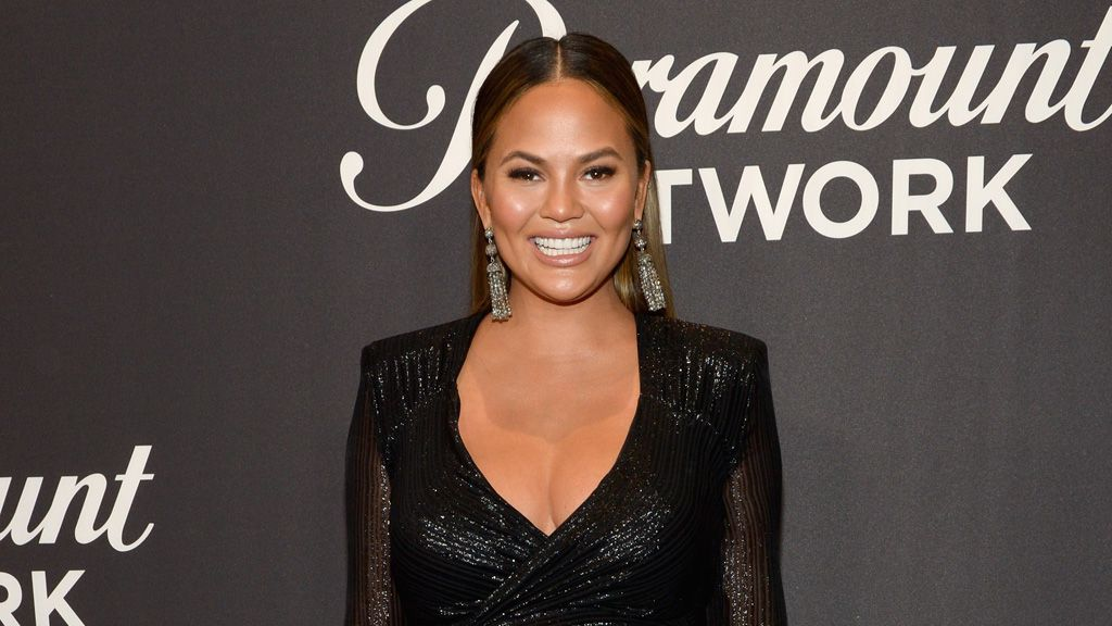 Chrissy Teigen's Latest Vacation Pic May Have Revealed Her Baby's Gender