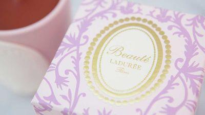 Ladurée's famous packaging