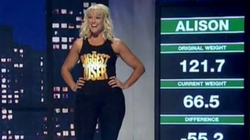 Ms Braun was competed in Season Three of the reality show. (Channel Ten)