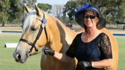 Rosalie Mitchell, 46, died in the collision. (Supplied)