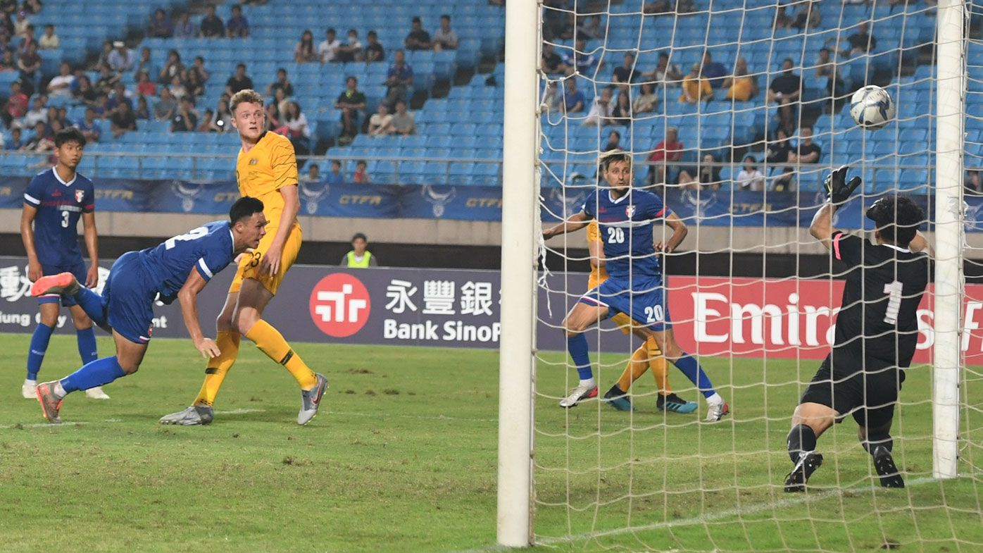 Five things we learned from Australia's World Cup qualifying win over Taiwan