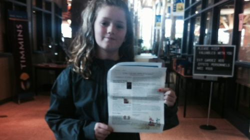 Nine-year-old girl wins fight to join boys-only robotics club