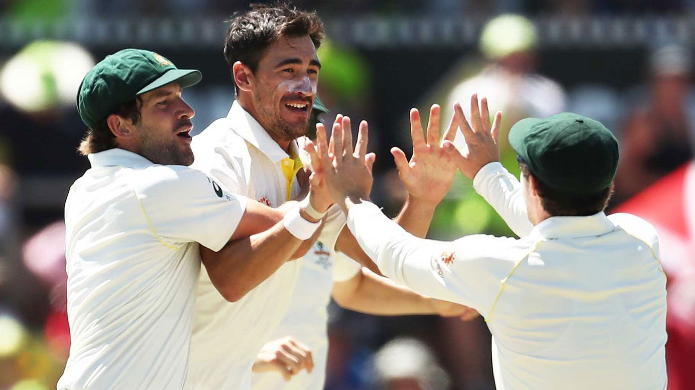 Mitchell Starc takes brilliant five-wicket haul in second Test amid calls for his head