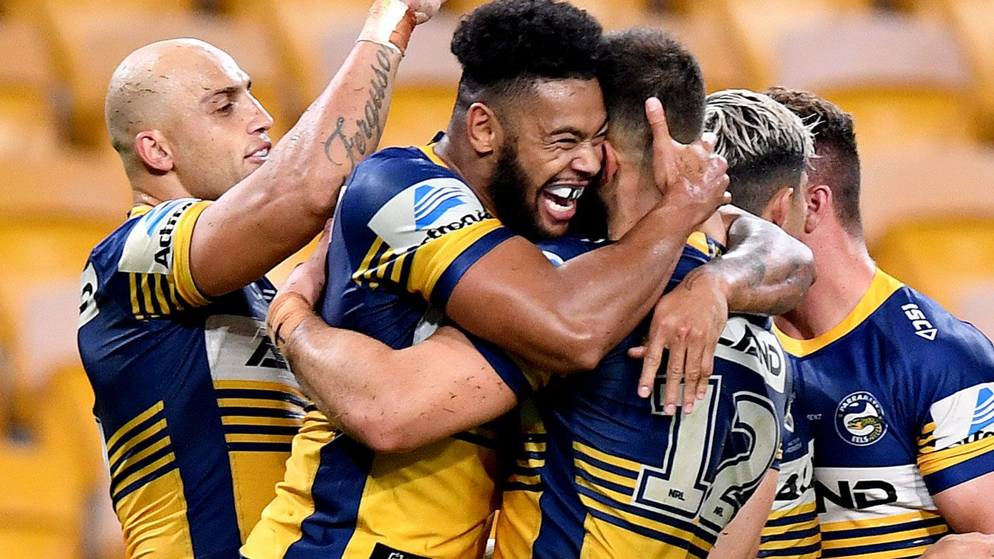 Parramatta set new NRL era record with astonishing start to season