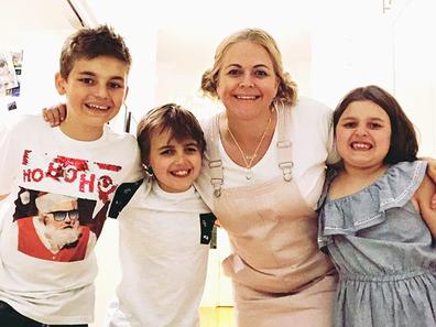 Taryn Brumfitt is fighting to help kids to embrace their bodies too