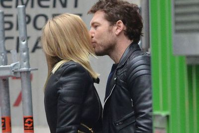 We spy loads of PDA in Paris! Check out Lara Bingle and Sam Worthington's romantic vacay to the city of love...