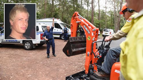 Search for body of missing Sydney man Matthew Leveson enters sixth day