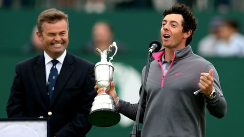 Rory McIlroy's dad set to collect big after 10-year-old bet pays off