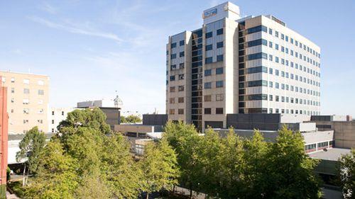 St Vincent's Hospital in Melbourne