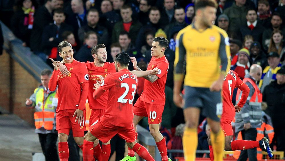 Liverpool off EPL roller coaster: Klopp