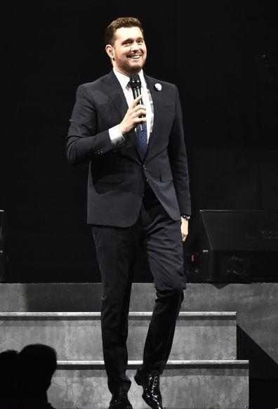 Michael Bublé.