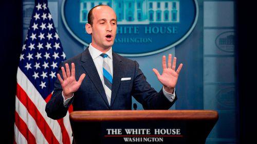 Stephen Miller has been instrumental in immigration policies.