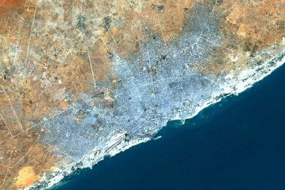 Somali Coastline, Somalia