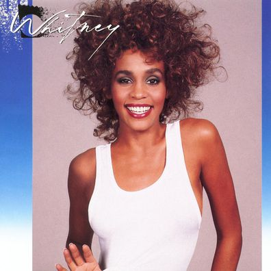 "This cover image released by Arista Records shows ""Whitney"" by Whitney Houston."