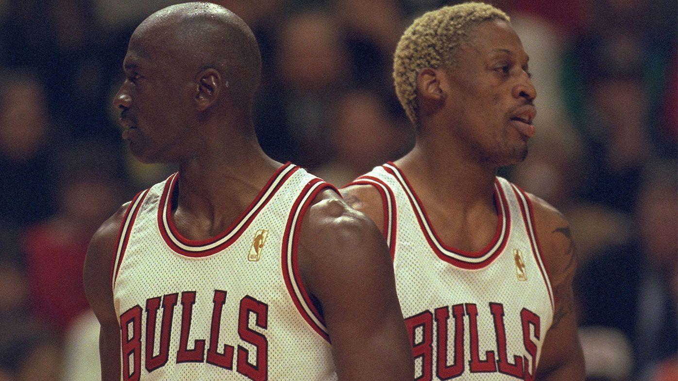 Michael Jordan recalls Dennis Rodman's crazy mid-season Las Vegas bender