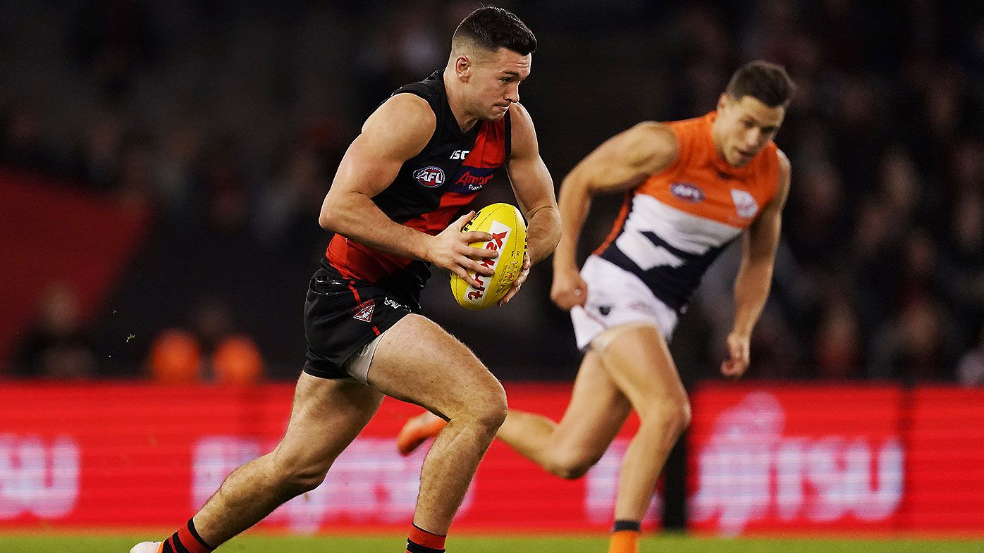 Essendon star Conor McKenna returns to Australia after short trip to Ireland due to homesickness