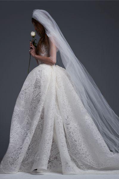 Juliette dress, Vera Wang 2017 Bridal Collection