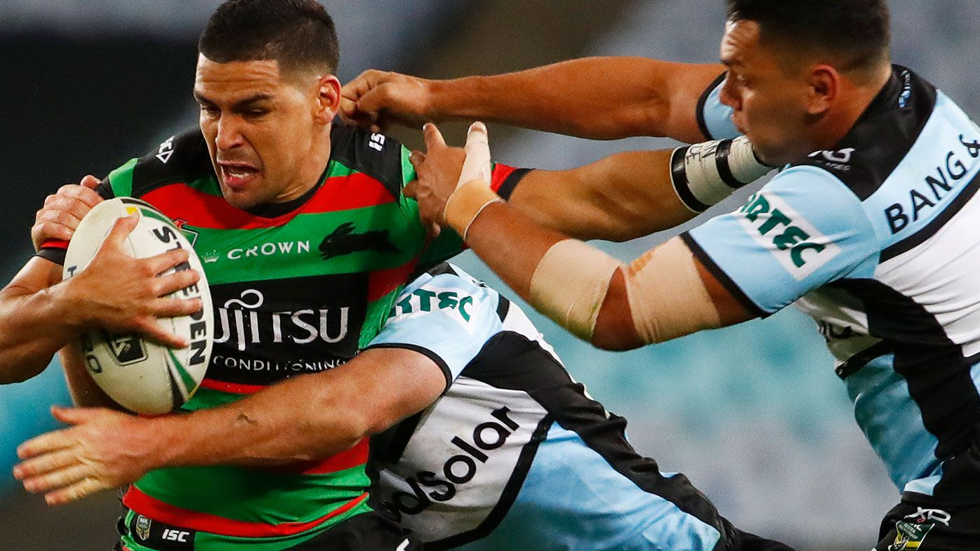 Streaking South Sydney Rabbitohs end Cronulla Sharks' win streak