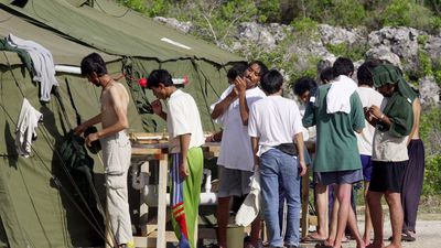 Chief medical doctor kicked off Nauru