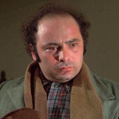 Burt Young as Paulie Pennino: Then