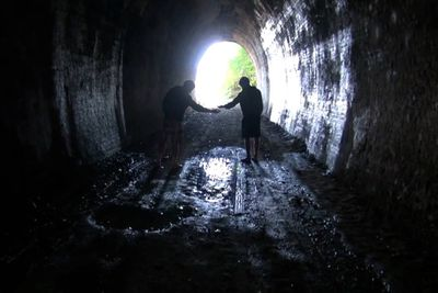 <strong>Redbank RangeRailwayTunnel in Picton, New South Wales</strong>