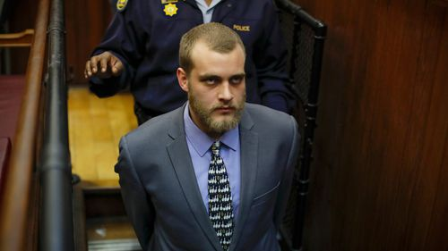 This Sunday, in a world exclusive story, 60 Minutes reporter Liz Hayes is given unprecedented access to the Henri van Breda murder file. Picture: AP