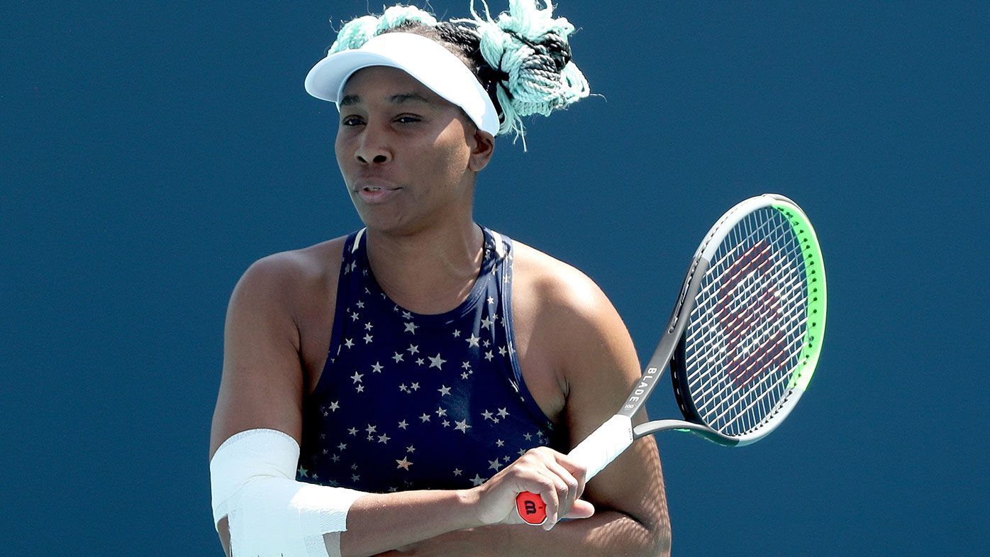 Serena, Venus Williams out of US Open; first time since 2003