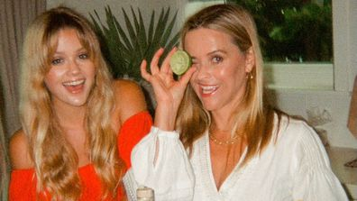 Ava Phillipe and Reese Witherspoon