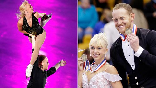 A day before his death, Coughlin, 33, was temporarily suspended from US figure skating by the US Center for SafeSport amid a pending grievance, US Figure Skating officials said without disclosing details of the matter.