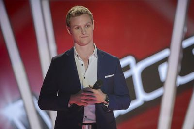 """Former Ten Tenors singer Luke Kennedy's Blind Audition moved everyone as he spoke openly of his battle with depression, and how it's stopped him from achieving his music goals. Ricky and Seal empathised, revealing how they'd encountered and conquered demons too. Luke went on to become one of the top four singers vying for the title of The Voice.<br/><br/><b><a href=""""http://www.thevoice.com.au/"""">For the latest updates, visit The Voice official website.</a></b>"""