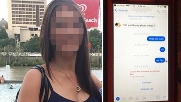 Brisbane IT worker thought she deactivated her Facebook account.
