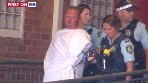 Rodney Johnson will face court again later this year. Picture: 9NEWS