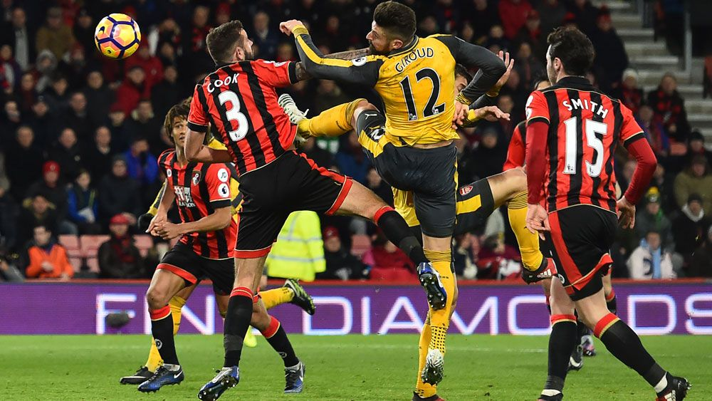 Giroud 'disappointed' despite late heroics