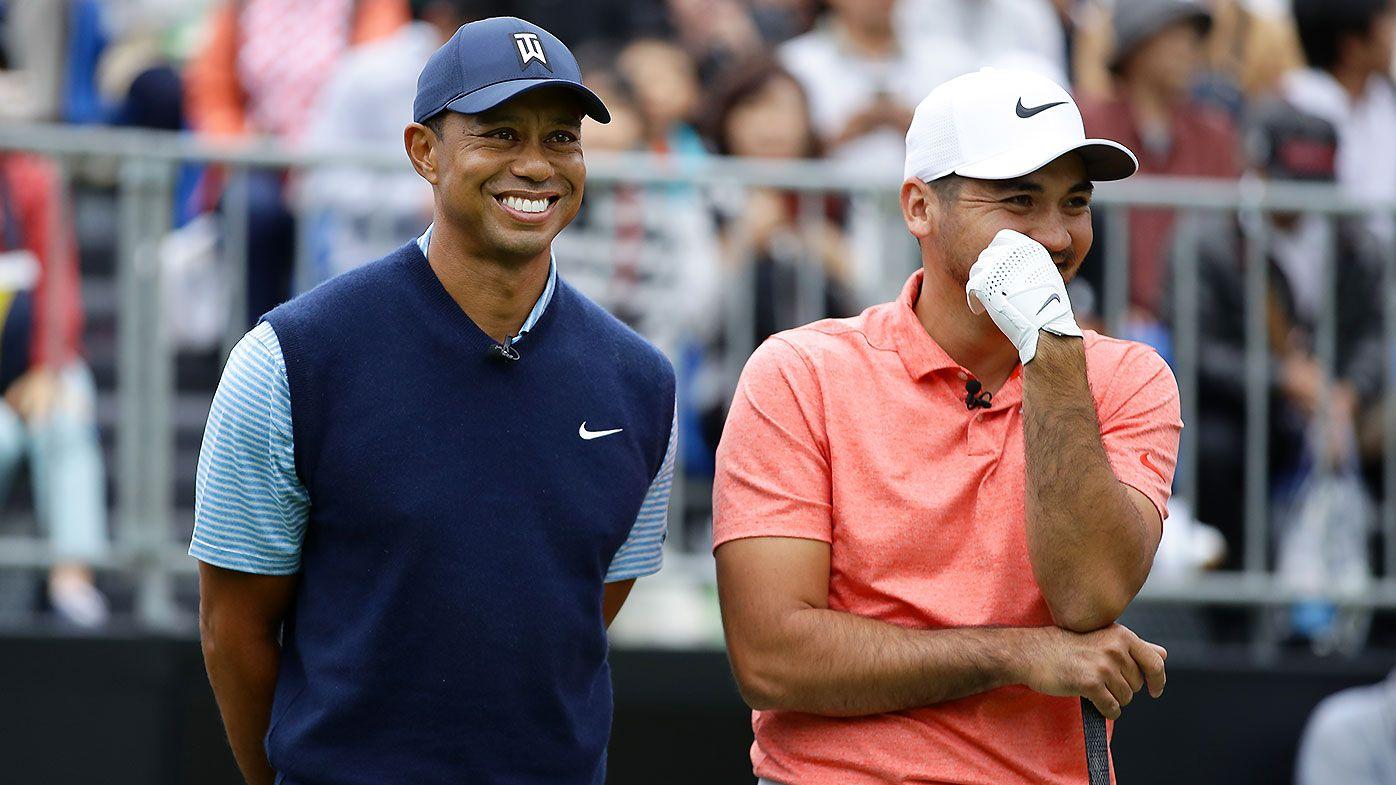 Jason Day Tiger Woods