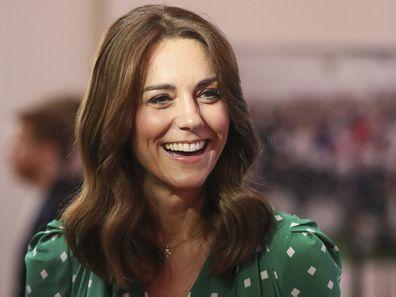 Kate Middleton during the Ireland royal tour, 2020