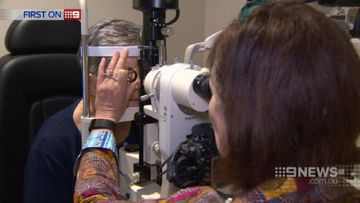 VIDEO: Advanced eye surgery breakthrough
