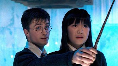 Harry Potter and Cho Chang