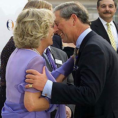 First kiss, June 2001
