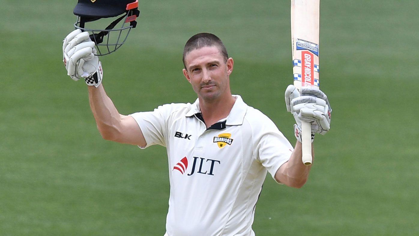 Cricket: Shaun Marsh hits Shield 163 in WA comeback